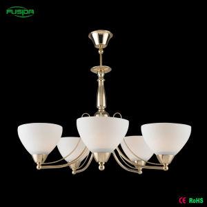 European Glass Chandelier Pendant Light (P-8133/3) pictures & photos