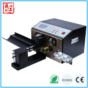 Automatic All in One Wire Cutting Stripping Twisting Machine pictures & photos