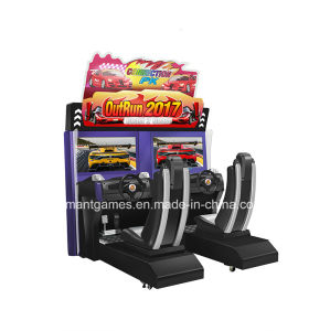 Exciting Racing Game Machine in HD Screen Outrun Racing Car Machine pictures & photos