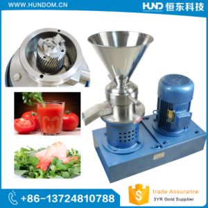 Stainless Steel Colloid Mill for Peanut Butter Grinder Machine pictures & photos