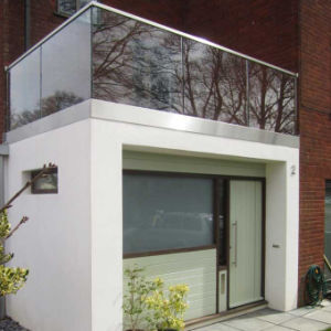 Frameless Glass Railing and Balustrade Systems pictures & photos