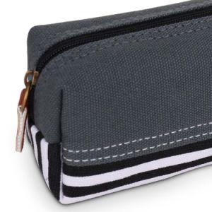Fashion Wholesale Canvas Girls School Pencil Bag pictures & photos