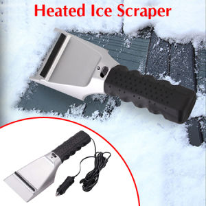Heated Ice Scraper for Car, Electric Car Ice Scraper pictures & photos