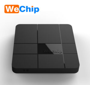 Joinwe Wechip V8 S905W Android 7.1 TV Box 2.4GHz WiFi 1g+8g DDR3 Support 4K HD pictures & photos