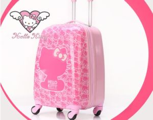 Cartoon Travel Luggage for Children ABS Rolling Bag pictures & photos