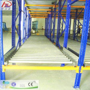Gravity Flow Racking for Warehouse Storage pictures & photos