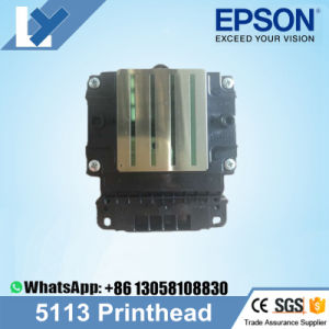Original and New 5113 Unlocked Print Head Fa16021 for Epson Waterbased Printhead pictures & photos