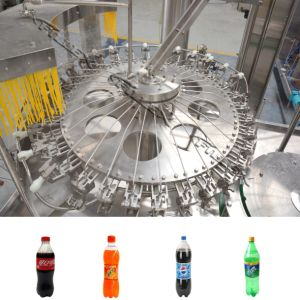 Pet Bottled Soft Drinks Filling Machine pictures & photos