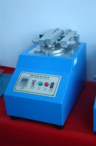 Automatic Taber Type Leather Abrasion Tester pictures & photos