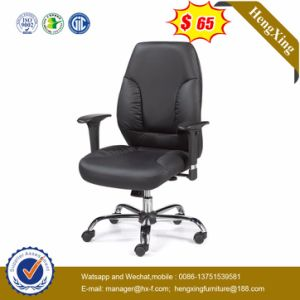 Conference Office Furniture Metal Structure Cow Leather Conference Chair (HX-AC001C) pictures & photos