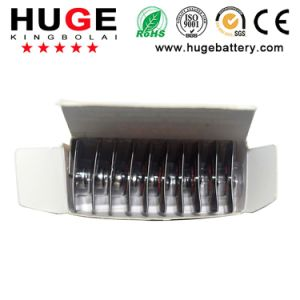 1.4V Hearing Aid Battery&Zinc Air Battery Button Cell Battery (A10/A13/A312/A675) pictures & photos