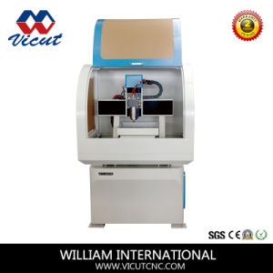 Mini CNC Router for Stainess Steel, Marble, Jade pictures & photos