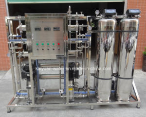 500lph Two Stage Deionized Water Reverse Osmosis Water Purificatin Machine for Hemodialysis pictures & photos