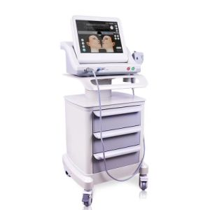 5 Cartridges Hifu Ultrasound Therapy Weight Loss Slimming Machine pictures & photos