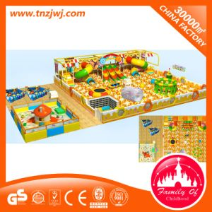 Candy Theme Joyous World Indoor Play Centre Equipment for Children pictures & photos