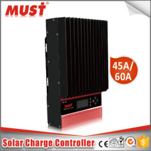 60A 12V/24V/48V MPPT Solar Battery Charger pictures & photos