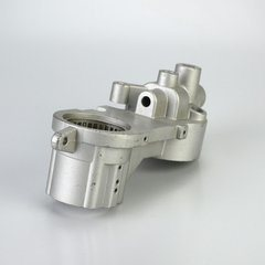 Aluminum Die Casting Part for Motor with ISO9001: 2008, SGS, RoHS pictures & photos