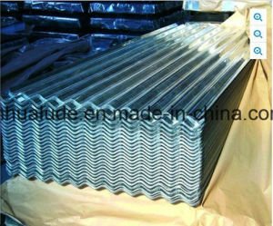 Galvanized Flat Roofing Sheet Gi pictures & photos