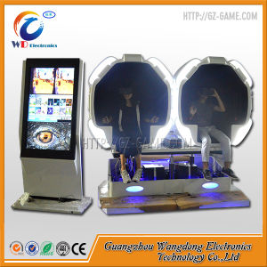 Wangdong 22 Inch LG Touch Screen Vr Cinema 9d Cinema pictures & photos