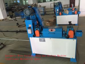 Automatic Wire Straightening and Cutting Machine Wire Cutting Machine pictures & photos