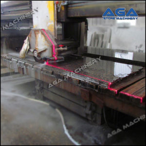 Stone Bridge Cutting Machine for Sawing Granite/Marble Counter Top (HQ700) pictures & photos