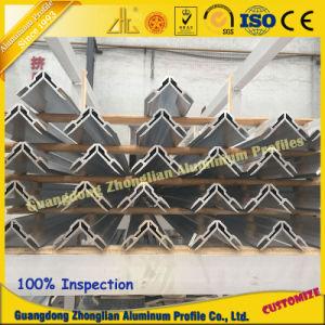 Aluminum/Aluminium Extrusion Profiles for Tents Tents Profile pictures & photos