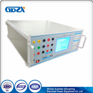 Multi-function Three phase Testing source Transmitter Enery Meter Calibration Device pictures & photos