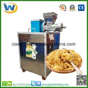 Multifunctional Snacks Shells Pasta Hollow Macaroni Vegetable Noodle Making Machine pictures & photos