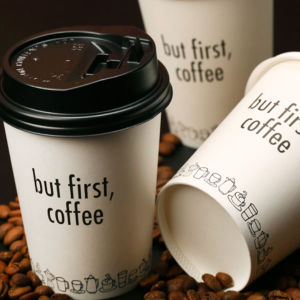 Factory New Design 7oz Recycled Hot Paper Cup for Drink pictures & photos