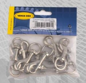 Zinc Alloy Nickel or Chrome Plated Bolt Snap Hooks Model pictures & photos