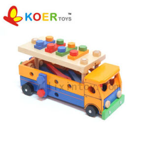 Wooden Toys - Tool Truck