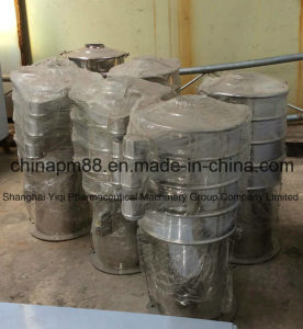 Auxiliary Machinery of Powder Mixing and Packing Line Vibration Sifter Machine pictures & photos