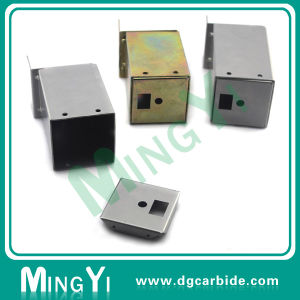Custom Machinery Part Special Shape Brass Stainless Steel Boxes pictures & photos
