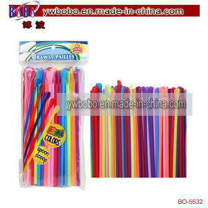 Home Store Super Flexible Straws Birthday Halloween Decoration (BO-5533) pictures & photos