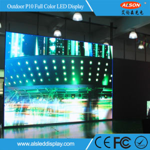 Outdoor Water Proof P10 SMD LED Display Screen for Advertising pictures & photos