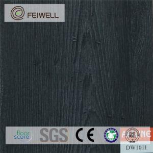 Solid Color Lvt Waterproof Flooring Cork Back pictures & photos
