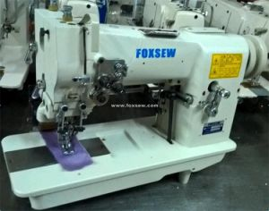 Hemstitch Picoting Sewing Machine with Puller and Cutter pictures & photos