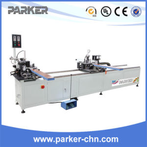 Aluminum Two Corner Crimping Machine / Aluminum Window Machine pictures & photos
