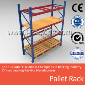 Warehouse Storage Pallet Rack and Shelving Max. 4, 000 Kg/Level pictures & photos