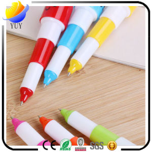 Custom Plastic Retractable Pill Ball Point Pen pictures & photos