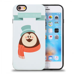 Mobile Phone Back Cover Christmas Man TPU+PC Case for iPhone7 7plus pictures & photos