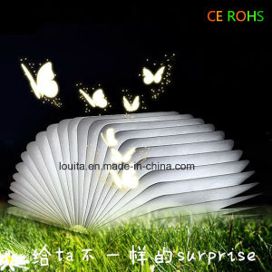 Good Quality LED Reading Book Lamp for Christmas pictures & photos
