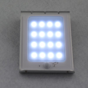 16-LED Solar Power Motion Sensor LED Lamp Outdoor Waterproof SL1-35-2 pictures & photos