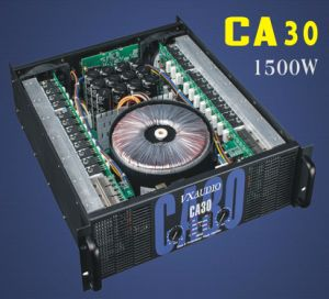 High Quality 1500W X 2 Power Amplifier (CA30) pictures & photos