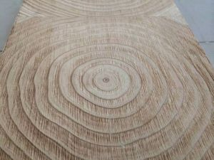 Growth Ring Style Parquet /Engineered Wood Flooring pictures & photos