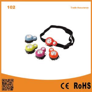 102 3LEDs Children Cap Portable Mini LED Headlamp pictures & photos