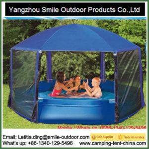 Sunshade Outdoor Hexagon Garden Drapes Pool Pavilion Tent pictures & photos