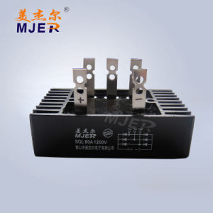 Sql 60A, Sql100A, Sql200A Series Diode Bridge Rectifier Module Rectifier Diode pictures & photos