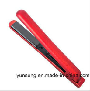 Professional Ionic Hair Straightener with Traditional Plates pictures & photos