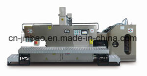 Automatic Stop Cyilnder Screen Press Jb-1050A pictures & photos